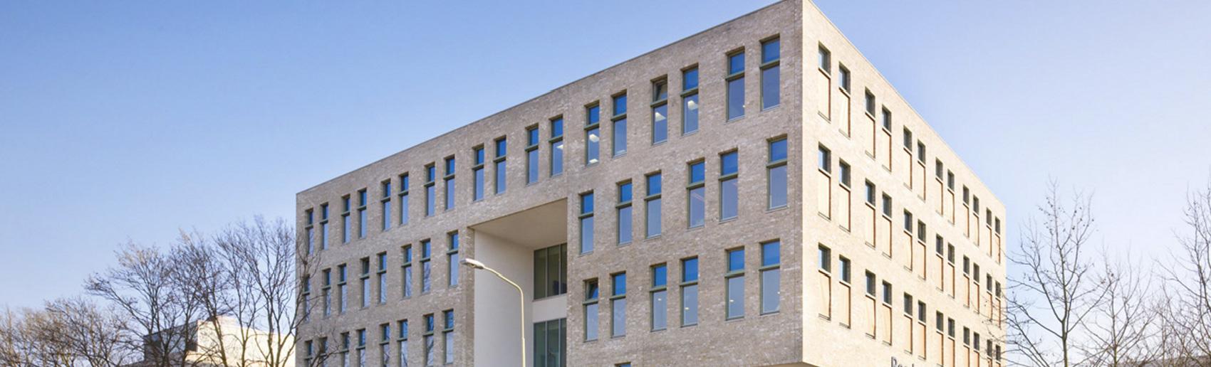 Boerhaave ziekenhuis - Dakvisie Breda en Tilburg -