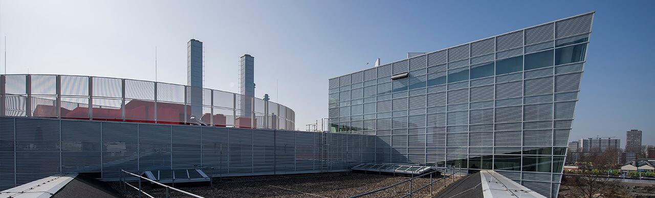 Hogeschool Inholland Delft - Dakvisie Breda en Tilburg -