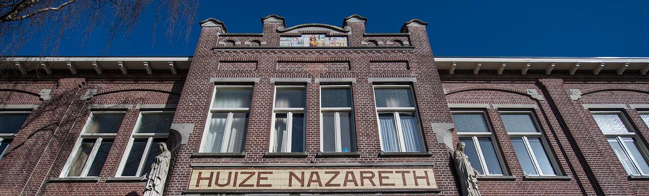Huize Nazareth Tilburg - Dakvisie Breda en Tilburg -