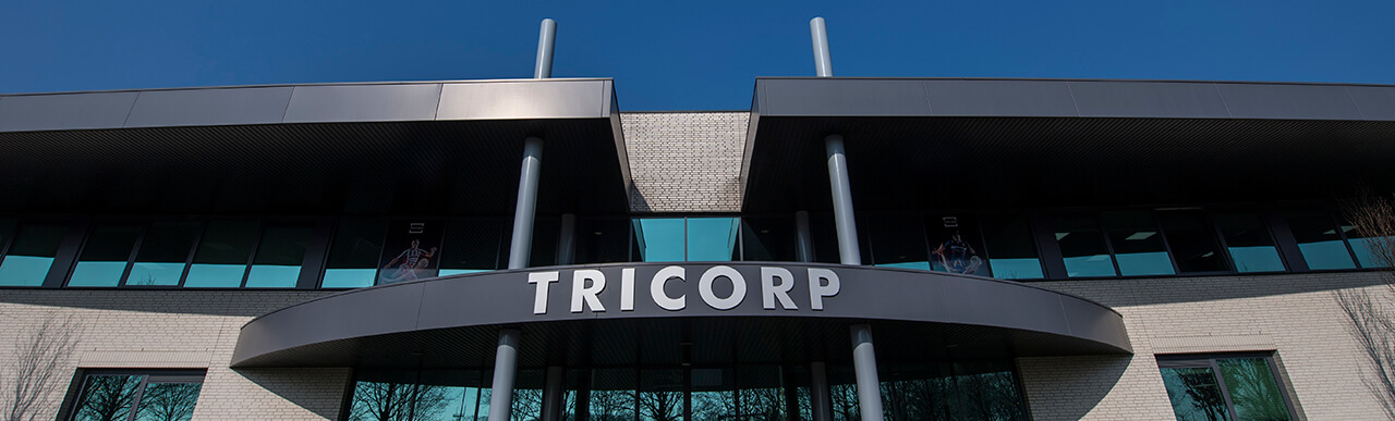 Tricorp Rijen - Dakvisie Breda en Tilburg -